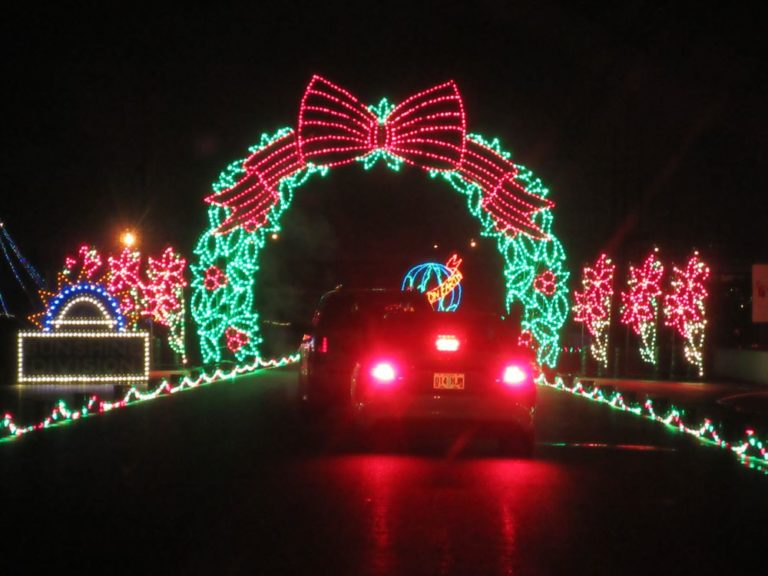 ... Wonderland Holiday Light Show, powered by Advantis Credit Union, opens  for the season Nov. 23, from 5 to 11 p.m. at Portland International Raceway. - Winter Wonderland Holiday Light Show At The Portland International
