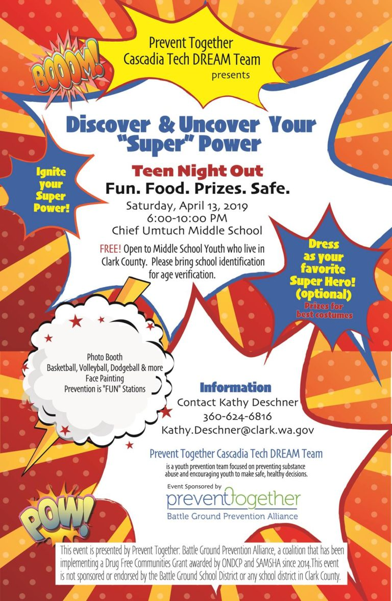 Teen Night Out – Events