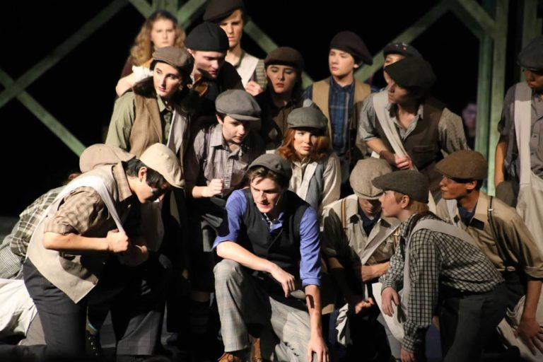 """Mountain View High School presents """"Newsies"""" – Events"""