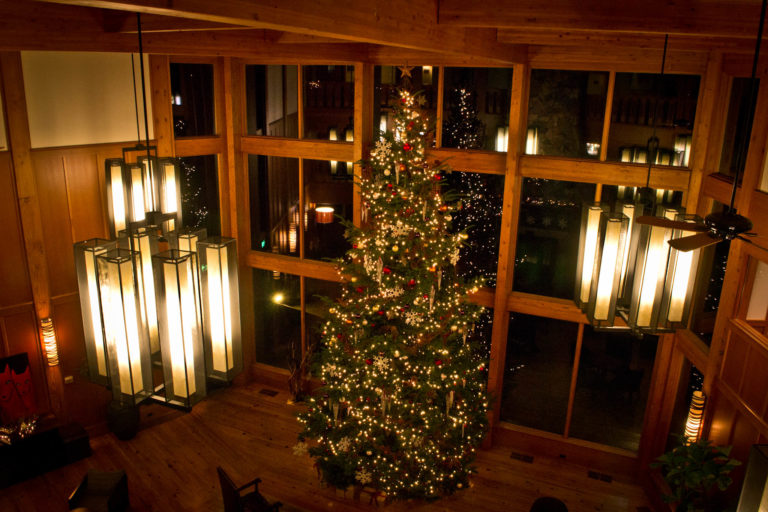 """Skamania Lodge Christmas Events 2020 New Year's Eve 2019 """"A Night in Monte Carlo"""" at Skamania Lodge"""
